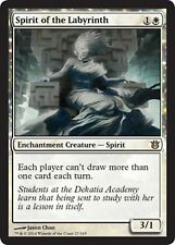 Spirit of the Labyrinth NM Born of the Gods MTG Magic The Gathering White Eng