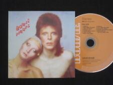 DAVID BOWIE  - CD Album - PIN-UPS (DBX1-5)