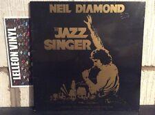 Neil Diamond The Jazz Singer LP Album Vinyl Record OST EA-ST12120 Film Pop 80's