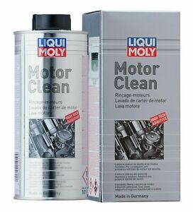 Liqui Moly Additivo Lavaggio Interno Motore 500ml Motor Clean Pulizia Motori
