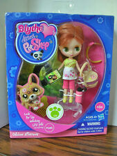 Hasbro Blythe Littlest Pet Shop, B19, Outdoor Afternoon 2010 New in Box