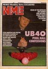 UB40 Fields Nephilim Boy George Joni Mitchell Randy Travis Killdozer Head mag