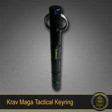 Krav Maga Self-Defence BARREL Key Ring Solid Alloy Tactical