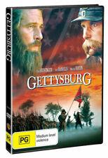 Gettysburg  (DVD, 1993, Widescreen Edition)