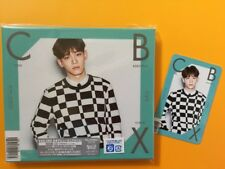 EXO-CBX GIRLS Mini Album+Photo (CHEN Ver.) Japanese CD First Press Lmt.Edition