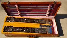 Vintage 1960 Gibson Console Steel Guitar - Double 8 - TV Yellow - Orig Case