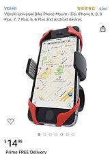 700+ Universal Bike Handlebar Mount Holder For Cell Phone GPS