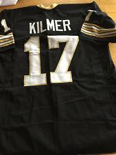 Saints Bill Kilmer custom unsigned jersey