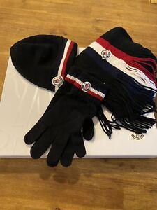 moncler Mütze Schal Handschuhe