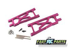 Hot Racing HPI Nitro MT2 aluminum rear suspension arms NMT2056