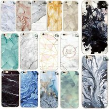 Luxury Soft TPU Gel Rubber Protective Case Cover For Apple iPhone 5 6 6s 7 Plus