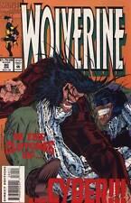 Wolverine Vol. 2 (1988-2003) #80