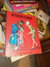pinocchio - editrice piccoli - ill. anna franzoni