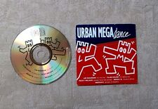 "CD AUDIO MUSIQUE / VARIOUS ""URBAN MEGA DANCE"" 5T 1995 CD MAXI-SINGLE PROMO"