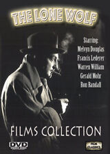 THE LONE WOLF FILMS COLLECTION - 8 DVD-R - 15 MOVIES