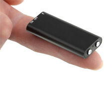 Mini Spy Audio Recorder Voice Listening Device 96 Hours 8GB Bug NEW US