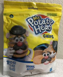 Hasbro Mr. Potato Head Chips Original Nature Figure 10 Pieces New And Sealed