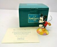 "WDCC ""Millennium Mickey: On Top Of The World 1206254"