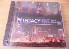 Legacy Five - Live in Music City (2006) CD - New/Sealed