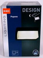 LED-Aussenleuchte Wandlampe Wandleuchte Aussenlampe Aussenwandleuchte, NEU