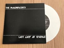 "Magnificents - Last Gasp Of Revenge - 7"" - UNPLAYED - Discount For 2+"