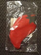 Red Chili Pepper Shaped Paper Napkins 16 Ct. Paper Express Hallmark Vtg Salsa