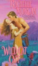 Wild Cat Cait Rachelle Morgan Avon Historical romance paperback good condition 1