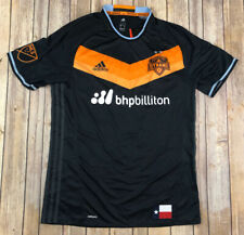 2016-17 Adidas Men's Houston Dynamo Soccer Jersey Large Authentic Player MLS US