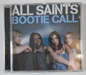 ALL SAINTS ~ Bootie Call ~ CD SINGLE