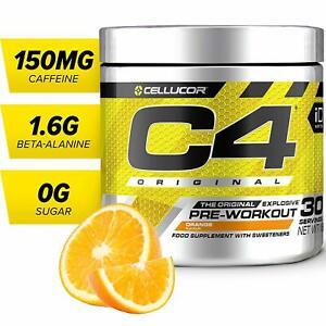 Cellucor C4 Original 195g Orange MHD