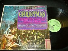 Jesse Crawford-Santa Claus Is Coming To Town-Organ & Chimes-LP-XMS 12-VG+