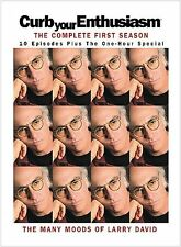 Curb Your Enthusiasm: The Complete First Season (DVD, 2004, 2-Disc Set, Digi-Pa…