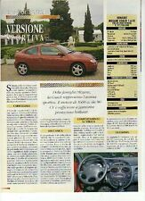 Z5 Ritaglio Clipping 1997 Renault Megane Coach 1.6 RT