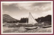 Photo ASIE - Plage voilier barque de pêche -