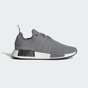 [EE5175] Adidas Women's NMD_R1 Shoes- Grey Three/Silver Metallic- SIZE 7.5