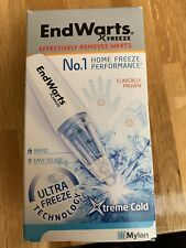 Endwarts Freeze wart and verruca remover 3ml FAST AND EASY TREATMENT | UK STOCK