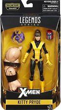 X-Men Marvel Legends Kitty Pryde NEW Juggernaut Baf Wave figure right arm