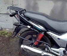 Honda CB125E ( GLH125 SH ) Whole-welded rack system Black Mmoto