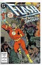 The Flash  #47 DC Comics 1991 VF