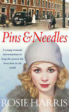 Pins And Needles, By Harris, Rosie,in Used but Acceptable condition