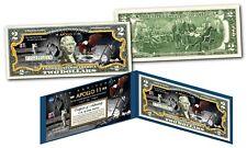 APOLLO 11 NASA Moon Landing 50th ANNIVERSARY Official Legal Tender $2 U.S. Bill