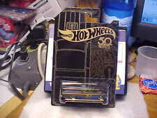 Hot Wheels Black and Gold 50th Anniversary '65 Ford Ranchero