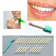 Popular Whiten Teeth Dental Peeling Stick With 25Pcs Eraser Brush Pen Oral Care