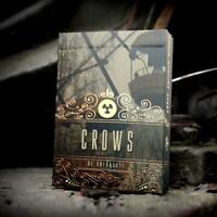 Crows of Chernobyl Playing Cards by Misery Dev themed from S.T.A.L.K.E.R.