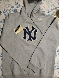 RARE Nike New York Yankees Cooperstown Collection Hoodie NKNF-06G Men's Size M