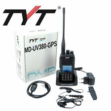 TYT MD-UV380 GPS Doble Banda 144&430MHz DMR Digital/Analogico