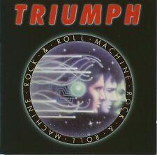 CD-TRIUMPH-rock & roll Machine-a479