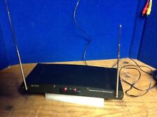 Azden Discrete 2CH VHF Receiver 221R