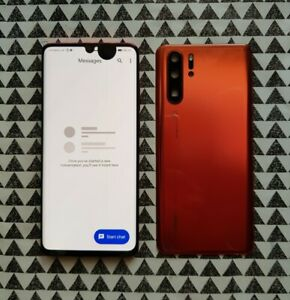 Genuine Huawei P30 PRO VOG-L09 RED Lcd Display Touch Screen Digitizer Frame