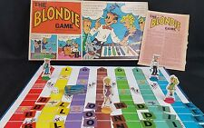 Vintage 1969 The Blondie Game Board Game by Parker Bros - Complete & in Ex. Cond